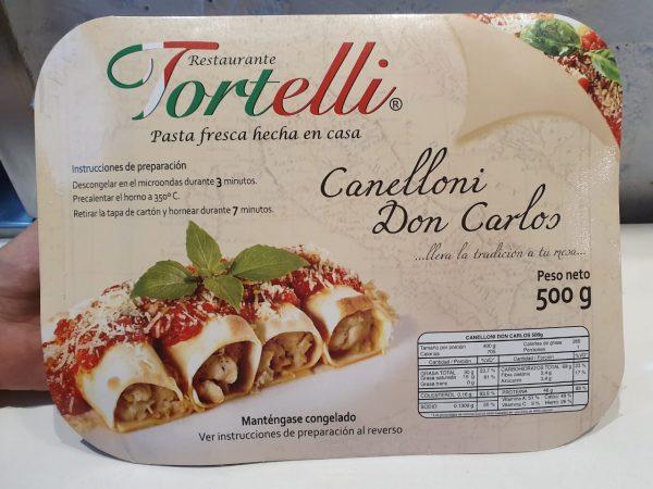 cannelloni don carlos