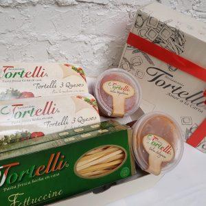 caja regalo tortelli